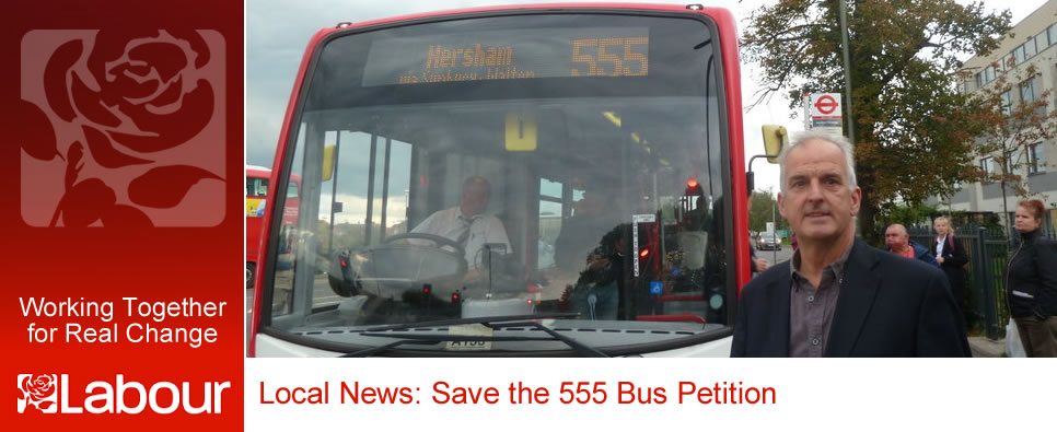 WHLP | Petition: Save the 555 Bus